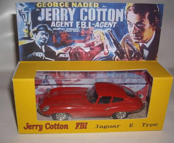 jerry cotton classic